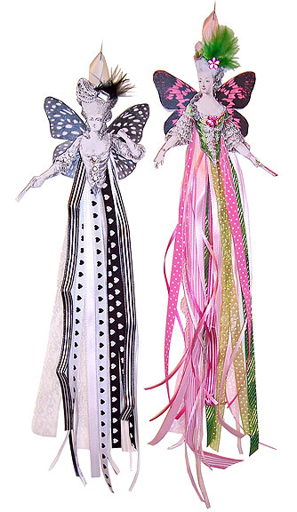 Ribbon Dolls